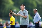 V&auml;llingby 2014-07-06 Fotboll Allsvenskan IF Brommapojkarna - Malm&ouml; FF :  <br /> Brommapojkarnas tr&auml;nare Stefan Billborn gestikulerar<br /> (Foto: Kenta J&ouml;nsson) Nyckelord:  BP Brommapojkarna IFB Grimsta Malm&ouml; MFF portr&auml;tt portrait tr&auml;nare manager coach