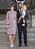 14.07.2017; Stockholm Sweden: PRINCE CARL PHILIP, PRINCESS SOFIA AND PRINCE ALEXANDER<br /> attend the church service to celebrate Crown Princess Victoria&rsquo;s 40th Birthday at the Royal Chapel in Stockholm<br /> Mandatory Photo Credit: &copy;Francis Dias/NEWSPIX INTERNATIONAL<br /> <br /> IMMEDIATE CONFIRMATION OF USAGE REQUIRED:<br /> Newspix International, 31 Chinnery Hill, Bishop's Stortford, ENGLAND CM23 3PS<br /> Tel:+441279 324672  ; Fax: +441279656877<br /> Mobile:  07775681153<br /> e-mail: info@newspixinternational.co.uk<br /> Usage Implies Acceptance of Our Terms &amp; Conditions<br /> Please refer to usage terms. All Fees Payable To Newspix International