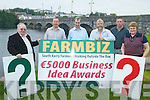 FARMBIZ: At the launch of the South Kerry Development Partnership Business Idea Awards in Killorglin on Saturday evening were, l-r: Patsy Cronin (Chairman, SKDP), Emmet Spring (SKDP), Jerry Kennelly, Cllr Johnny O'Connor, Brendan O'Sullivan, Eileen O'Sullivan.   Copyright Kerry's Eye 2008