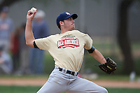 January 17, 2010:  Sean Isaac (Redondo Beach, CA) of the Baseball Factory Southwest Team during the 2010 Under Armour Pre-Season All-America Tournament at Kino Sports Complex in Tucson, AZ.  Photo By Mike Janes/Four Seam Images