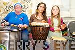 Enjoying the Kerry Culture evening in the Malton hotel, Killarney on Friday evening were Birgit Tol, Ifni Palusinska and Anielka Palusinska, Killarney.