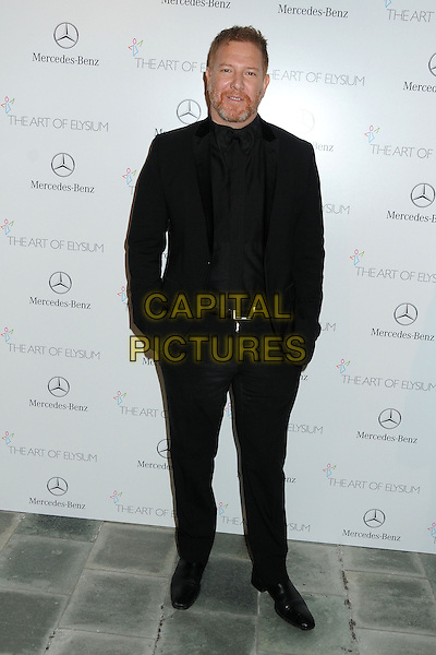 11 January 2014 - Los Angeles, California - Ryan Kavanaugh. 7th Annual Art of Elysium Heaven Gala held at the Skirball Cultural Center.  <br /> CAP/ADM/BP<br /> &copy;Byron Purvis/AdMedia/Capital Pictures