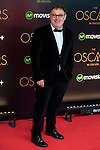 Pablo Carbonell attends to the photocall before the cocktail of the night of the Oscar of Movistar+ at Gran Teatro Principe Pio in Madrid. February 28, 2016. (ALTERPHOTOS/BorjaB.Hojas)