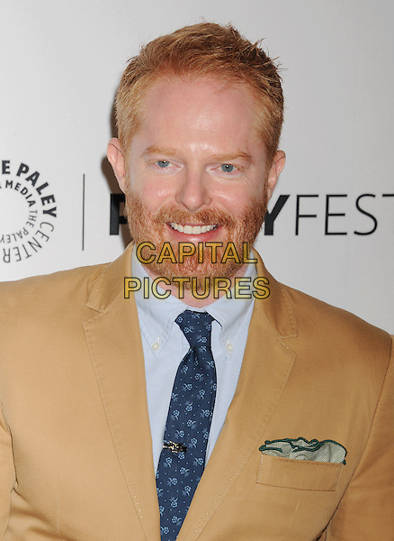 HOLLYWOOD, CA - MARCH 14: Actor Jesse Tyler Ferguson arrives at The Paley Center For Media's 32nd Annual PALEYFEST LA - 'Modern Family' event at the Dolby Theatre on March 14, 2015 in Hollywood, California.<br /> CAP/ROT/TM<br /> &copy;TM/ROT/Capital Pictures