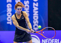 Rotterdam, Netherlands, December 15, 2017, Topsportcentrum, Ned. Loterij NK Tennis, Annelou Nab (NED)<br /> Photo: Tennisimages/Henk Koster