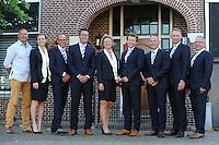 SKÛTSJESILEN: GROU: 17-07-2015, SKS Bestuur 2015, ©foto Martin de Jong