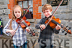 Lixnaw Feile:Taking part in competition at the Lixnaw Feile at the Ceolan Centre, Lixnaw on Sunday last were  Daibhin Laide, Listowel & Sean Michael Radican, Tralee.