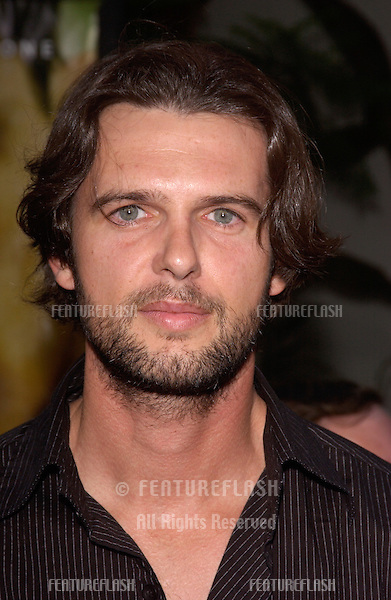 Actor MATT LINDQUIST at the world premiere, in Hollywood, of The Bourne Supremacy..July 15, 2004