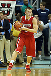 21 December 2013: Davidson's Brian Sullivan. The University of North Carolina Tar Heels played the Davidson College Wildcats at the Dean E. Smith Center in Chapel Hill, North Carolina in a 2013-14 NCAA Division I Men's Basketball game. UNC won the game 97-85 in overtime.