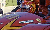 Gianpiero Moretti in his Ferarri 333SP at the 24 Hours of Daytona, Daytona International Speedway, Daytona Beach, FL, February 1, 1998.  (Photo by Brian Cleary/www.bcpix.com)