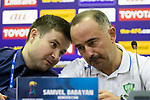 Press Conference and Training Sessions prior to the 2018 FIFA World Cup Russia Final Qualification Round Group A match between China PR and Uzbekistan on 30 August 2017, at Wuhan Sports Centre Stadium, in Wuhan, China. Photo by Yu Chun Christopher Wong / Power Sport Images