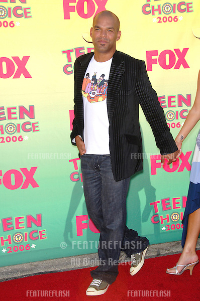"""Prison Break"" star AMAURY NOLASCO at the 2006 Teen Choice Awards at Universal City, Hollywood.20AUG2006  Los Angeles, CA.© 2006 Paul Smith / Featureflash"