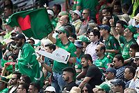 Lords was awash with green during Pakistan vs Bangladesh, ICC World Cup Cricket at Lord's Cricket Ground on 5th July 2019