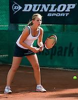 11-08-10, Hillegom, Tennis,  NJK 12 tm 18 jaar, Inger van Dijkman
