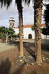 Historic church, Nuestra Señora de Antigua, Antigua, Fuerteventura, Canary Islands, Spain