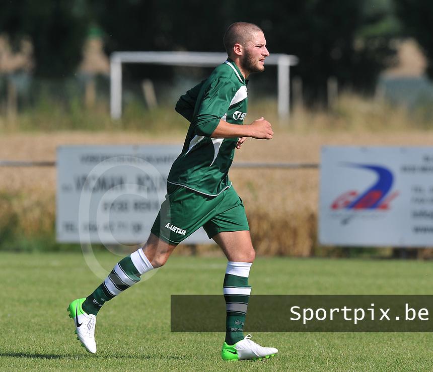 Rekkem Sport : Remi Vandamme.foto VDB / BART VANDENBROUCKE