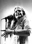 Black Sabbath 1978 Ozzy Osbourne.© Chris Walter.