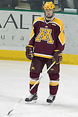 PJ Atherton - The University of Minnesota Golden Gophers defeated the University of North Dakota Fighting Sioux 4-3 on Friday, December 9, 2005, at Ralph Engelstad Arena in Grand Forks, North Dakota.