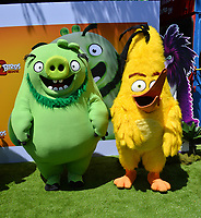 The Angry Birds Movie 2 Premiere