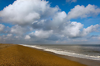 Cley Beach, Blakeney Point, Norfolk, UK