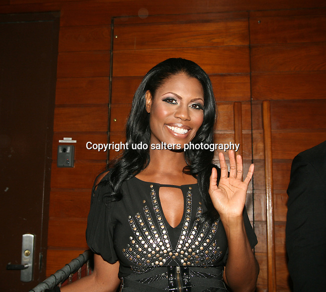 Omarosa Manigault-Stallworth attends CARMA Foundation's 3rd Annual Geminis Give Back Fundraiser to Benefit Haitian Relief at 1OAK, 6/13/10