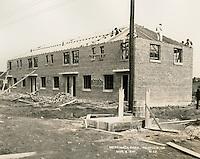 1941  March  06..Merrimack Landing   ..Merrimack Park.Project VA-6-1 Looking Northwest Building E-9.#22..NEG#.3509..