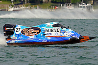 Mark Profitt, (#27)<br /> <br /> Trenton Roar On The River<br /> Trenton, Michigan USA<br /> 17-19 July, 2015<br /> <br /> ©2015, Sam Chambers