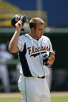 June 5, 2010: Travis Shaw of Kent State during NCAA Regional game against UC Irvine at Jackie Robinson Stadium in Los Angeles,CA.  Photo by Larry Goren/Four Seam Images