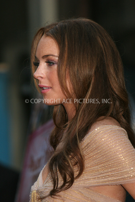 "WWW.ACEPIXS.COM . . . . . ....JUNE 4 2006, New York City......Lindsay Lohan arriving at the New York Premiere of ""A Prairie Home Companion"" at the DGA Theatre....Please byline: NANCY RIVERA - ACEPIXS.COM.. . . . . . ..Ace Pictures, Inc:  ..(212) 243-8787 or (646) 679 0430..e-mail: picturedesk@acepixs.com..web: http://www.acepixs.com"