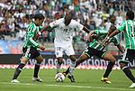 Once Caldas venció por 3-1 por la liga postobon del futbo de colomia