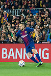 Jordi Alba Ramos of FC Barcelona in action during the UEFA Champions League 2017-18 Round of 16 (2nd leg) match between FC Barcelona and Chelsea FC at Camp Nou on 14 March 2018 in Barcelona, Spain. Photo by Vicens Gimenez / Power Sport Images