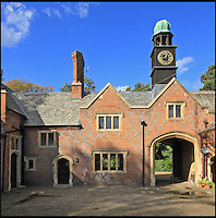 BNPS.co.uk (01202 558833)<br /> Pic: Strutt&amp;Parker/BNPS<br /> <br /> Stable block.<br /> <br /> Be Lord of your own Manor...DIY skills essential.<br /> <br /> A grand country mansion that has been in the same family for 146 years is on the market - but you'll need deep pockets to become lord of this manor.<br /> <br /> The striking Grade II listed Victorian house, which sits beside an impressive lake and is surrounded by picturesque parkland, is being sold by Strutt &amp; Parker with a &pound;7.2million price tag.<br /> <br /> And while you get a lot for your money - with five cottages, outbuildings and 277 acres included in the sale - the main house is now in need of investment to restore it to glory and bring it up to date with all the mod cons expected in a home.