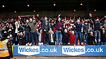 Sheffield Utd fans during the English League One match at Vale Park Stadium, Port Vale. Picture date: April 14th 2017. Pic credit should read: Simon Bellis/Sportimage