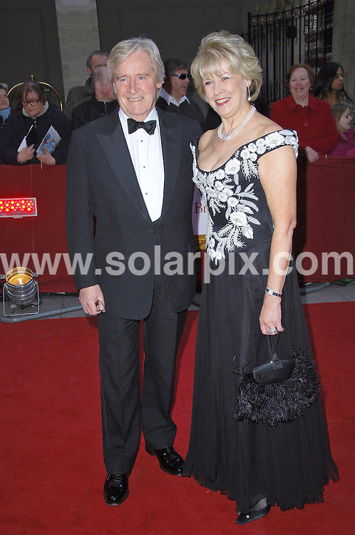 **ALL ROUND PICTURES FROM SOLARPIX.COM** **WORLDWIDE SYNDICATION RIGHTS** .Award winners and presenters attend the Galaxy British Book Awards 2008. Held at the Grosvenor, Park Lane, Mayfair, London. April 09 2008. .This pic: William Roache.JOB REF:   6139   MSR    DATE:  09.04.08.**MUST CREDIT SOLARPIX.COM OR DOUBLE FEE WILL BE CHARGED* *UNDER NO CIRCUMSTANCES IS THIS IMAGE TO BE REPRODUCED FOR ANY ONLINE EDITION WITHOUT PRIOR PERMISSION*