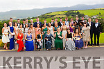 Enjoying the Presentation Tralee Debs ball at the Ballyroe Heights Hotel on Thursday