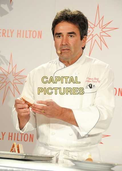 4 January 2016 - Beverly Hills, California - Thomas Henzi. The Beverly Hilton Unveils The Menu For The 73rd Annual Golden Globe Awards held at The Beverly Hilton Hotel. <br /> CAP/ADM/BP<br /> &copy;BP/ADM/Capital Pictures