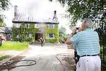 Burke House Fire
