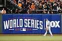 Norichika Aoki (Royals),<br /> OCTOBER 26, 2014 - MLB :<br /> Norichika Aoki of the Kansas City Royals during Game 5 of the 2014 Major League Baseball World Series against the San Francisco Giants at AT&amp;T Park in San Francisco, California, United States. (Photo by AFLO)