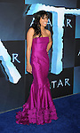 """HOLLYWOOD, CA. - December 16: Michelle Rodriguez attends the Los Angeles premiere of """"Avatar"""" at Grauman's Chinese Theatre on December 16, 2009 in Hollywood, California."""