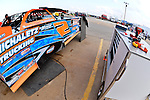 May 22, 2014; 4:52:43 PM; Wheatland, Mo., USA; The  Lucas Oil Late Model Dirt Series running the 22nd Annual Lucas Oil Show-Me 100 Presented by ProtectTheHarvest.com.  Mandatory Credit: (thesportswire.net)