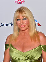 LOS ANGELES, CA. October 06, 2018: Suzanne Somers at the 2018 Carousel of Hope Ball at the Beverly Hilton Hotel.<br /> Picture: Paul Smith/Featureflash