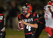 10/07/11 - Fullerton Ca. ; The Troy Warriors defeat the Savanna Rebels 35-7.
