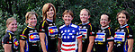 Cycling:  Colorado Bike Women's Elite Team.