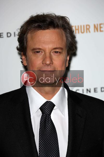 "Colin Firth<br /> at the ""Arthur Newman"" Premiere, Arclight, Hollywood, CA 04-18-13<br /> David Edwards/DailyCeleb.Com 818-249-4998"