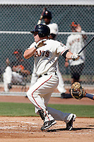 Jackson Williams -San Francisco Giants 2009 Instructional League. .Photo by:  Bill Mitchell/Four Seam Images..