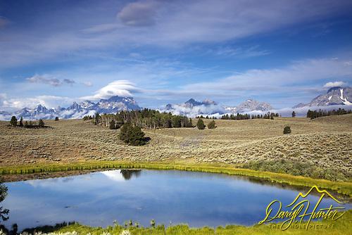 Daryl's Pond, Grand Teton National Park