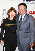BEVERLY HILLS, CA - DECEMBER 3: Frances Fisher, Hector Villagra, at ACLU SoCal's Annual Bill Of Rights Dinner at the Beverly Wilshire Four Seasons Hotel in Beverly Hills, California on December 3, 2017. Credit: Faye Sadou/MediaPunch /NortePhoto.com NORTEPHOTOMEXICO