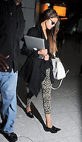 WWW.BLUESTAR-IMAGES.COM.Selena Gomez arriving at London Heathrow Airport from Las Vegas, London, UK.  21/05/2013.BYLINE MUST READ: KP Pictures/Bluestar (kap1003)  +44 (0)208 445 8588