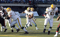 Mike Pringle Edmonton Eskimos 2004. Photo F. Scott Grant