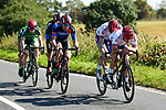 Action from the 2019 Para-Cycling International of the UCI World Championships 2019 running from Beverley to Harrogate, England. 21st September 2019.<br /> Picture: SWPix.com | Cyclefile<br /> <br /> All photos usage must carry mandatory copyright credit (© Cyclefile | SWPix.com)